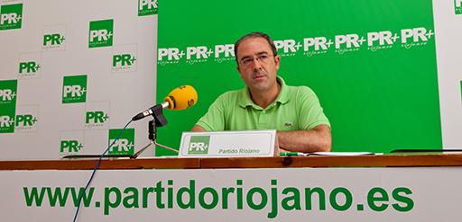 El Parlamento se utiliza para esconder tramas de financiación del PP en La Rioja