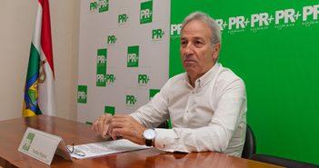 Enrique Acha, PR+
