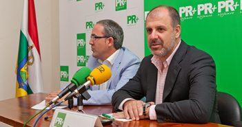 Miguel González de Legarra y Rubén Gil Trincado, PR+