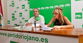 El Comité del PR+ en Logroño lamentado que la Alcaldesa de Logroño Concepción Gamarra haya olvidado su compromiso con los vecinos de la Calle Múgica de Logroño a los que prometió la reurbanización de dicha calle.