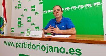 Desde el PR+ recuerdan que Pedro Sanz anuncio que votaría en contra del déficit asimétrico y ahora vota a favor por orden de Rajoy y Cristóbal Montoro.
