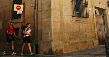 Albergue de Peregrinos, Logroño