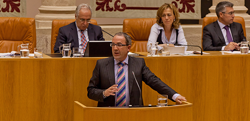 Rubén Gil Trincado, Diputado del PR+