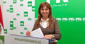 Margarita Aldama, PR+