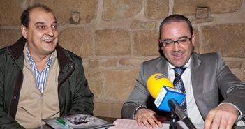 Leopoldo García y Rubén Gil Trincado, PR+