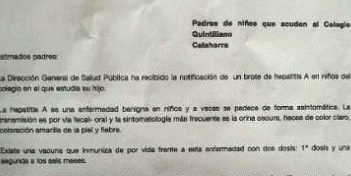 Brote de Hepatitis-A en Calahorra