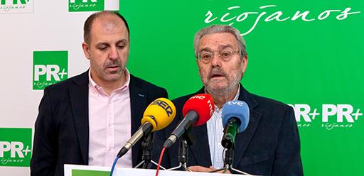 Ángel Jaime Baró y Miguel González de Legarra, PR+