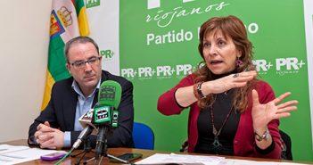 Marga Aldama y Rubén Gil Trincado, PR+