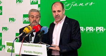 Miguel González de Legarra y Ángel Jaime Baró, PR+