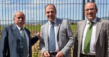 Amancio Ibeas, Miguel González de Legarra y Rubén Gil Trincado, PR+