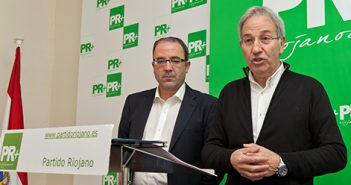 Enrique Acha y Rubén Gil Trincado, PR+