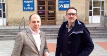 Legarra y Antoñanzas Hospital de La Rioja