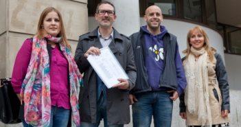 Antoñanzas presentación candidatura PR+ Logroño