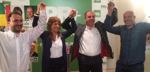 candidatos de La Rioja, Calahorra, Arnedo, Alfaro
