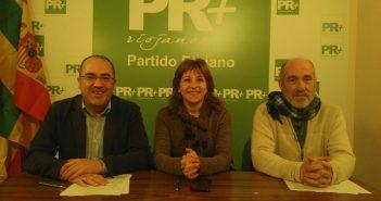 Foto Rueda de prensa Calahorra
