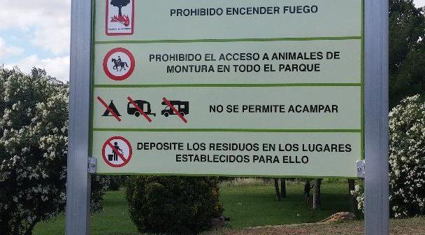 Foto parque cartel 1 fleming