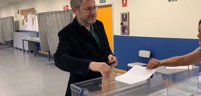 voto Julio Revuelta