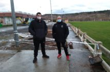 obras campo futbol cenicero